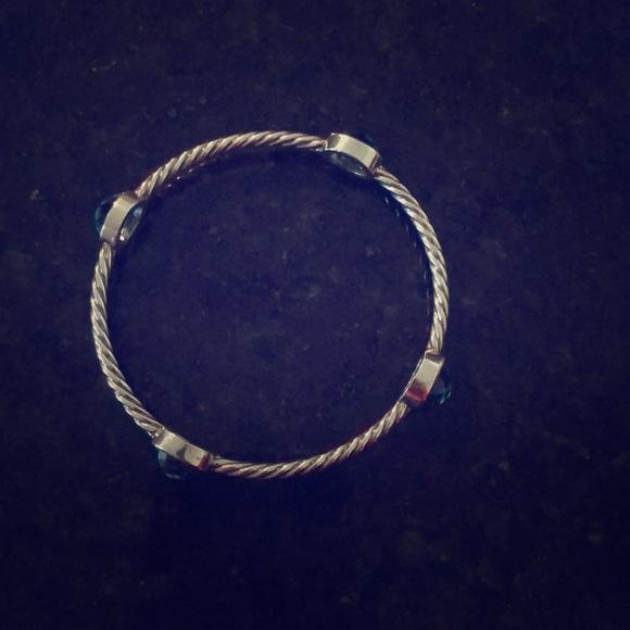 David Yurman Jewelry - David Yurman turquoise 💙diamonds‼️ make an offer!
